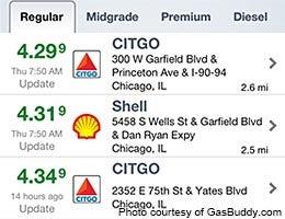 Score cheap fuel