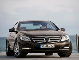 2012 Mercedes-Benz CL600