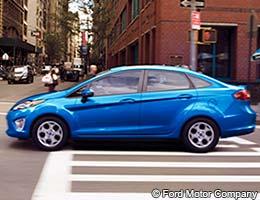 Ford Fiesta SE Sedan