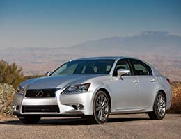 Lexus GS 350