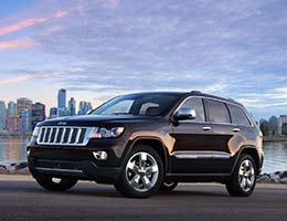 Jeep Grand Cherokee Laredo X