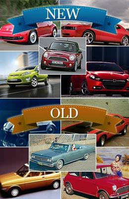 Retro cars: Auto industry's greatest hits