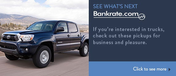 If you're interested in trucks, check out these pickups for business and pleasure.