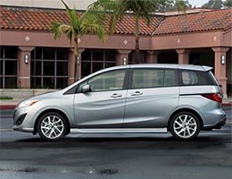 Minivans for moms ... and dads