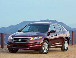 Honda Crosstour 4WD EX-L
