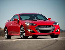 Hyundai Genesis Coupe 3.8 Grand Touring