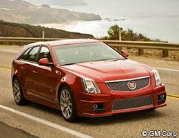 Cadillac CTS-V Wagon