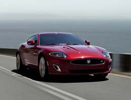 Jaguar XKR Coupe