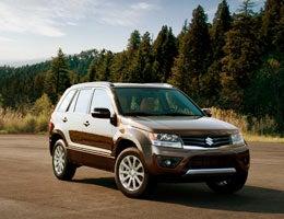 2013 Suzuki Grand Vitara Premium RWD