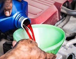 Replace other fluids in your car © Chatchai Kritsetsakul/Shutterstock.com