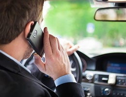 Determining the worst driver distractions © Minerva Studio/Shutterstock.com