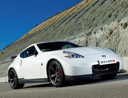2014 Nissan 370Z Nismo
