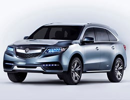 2014 Acura MDX Prototype