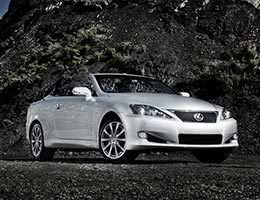 2013 Lexus IS C