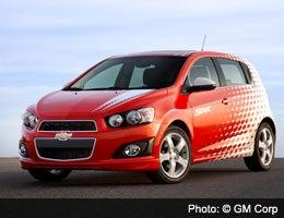 Chevrolet Sonic Eco