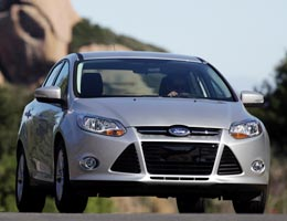 Ford Focus SFE