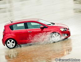 Chevrolet Sonic LTZ hatchback