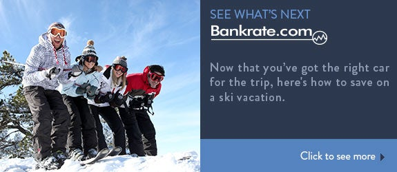 Now that you've got the right car for the trip, here's how to save on a ski vacation. © auremar/Shutterstock.com
