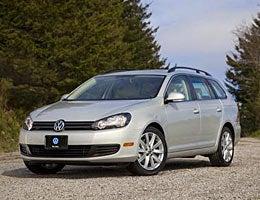 Volkswagen Jetta SportWagen TDI