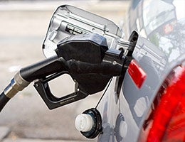 Save at the pump © Kirk Peart Professional Imaging/Shutterstock.com