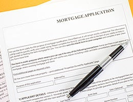 You might lock yourself out of a mortgage © Sakarin Sawasdinaka/Shutterstock.com