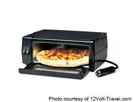 Thin crust or deep dish? © Photo courtesy of 12Volt-Travel.com