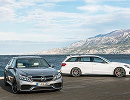 Mercedes-Benz E63 AMG 4MATIC