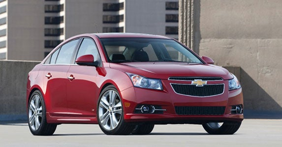 Chevrolet Cruze 1LT © General Motors