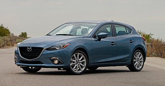 Mazda3 i Grand Touring 5-Door