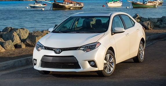 Toyota Corolla LE ECO Plus