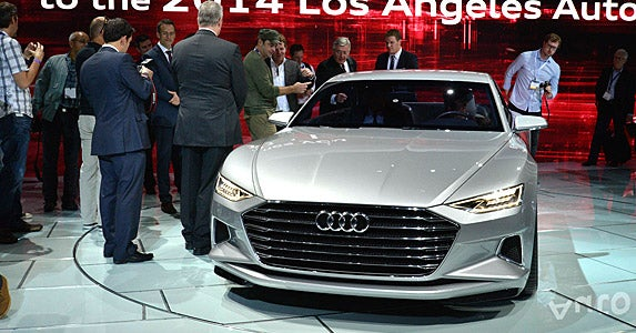 5 Hot Concept Cars At The LA Auto Show