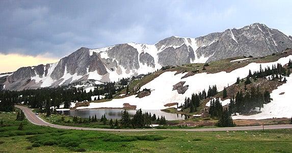 Wyoming © George Burba/Shutterstock.com