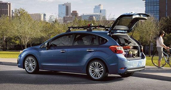 Subaru Impreza 2.0i Limited 5-Door