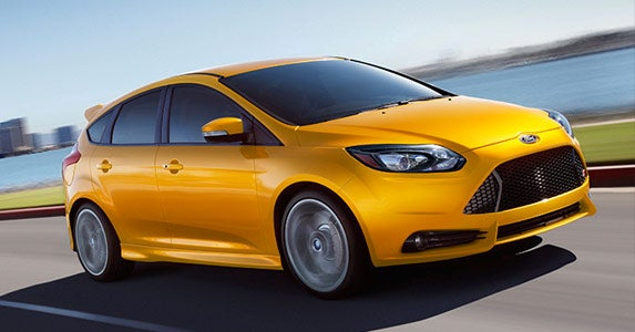 Ford Focus ST © Ford Motor Company