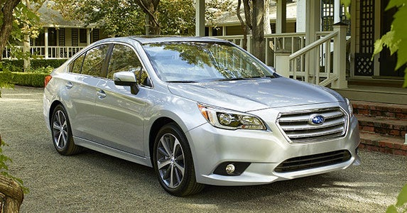 2016 Subaru Legacy © Subaru