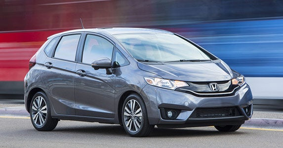 Economy cars for the frugal © Honda