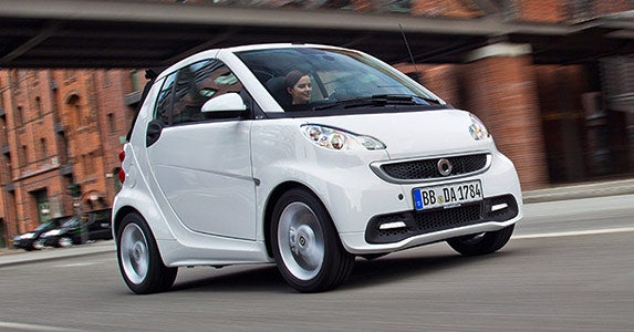 Smart fortwo pure © Smart