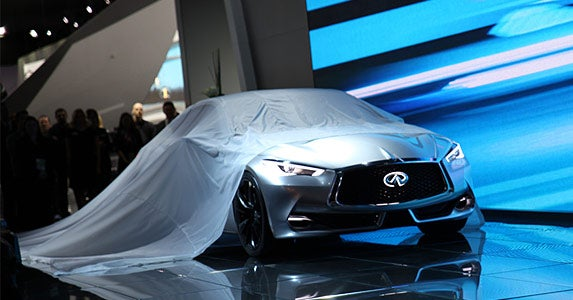 6 Fab Luxury Cars At The Detroit Auto Show