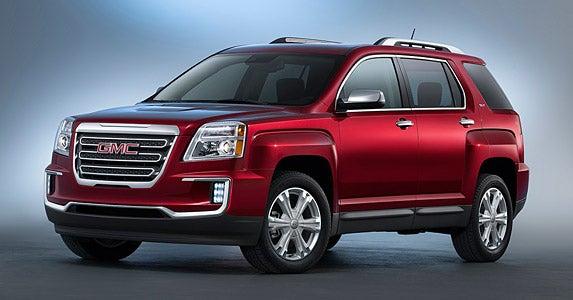 2016 GMC Terrain © General Motors
