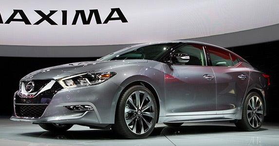 2016 Nissan Maxima © Nissan