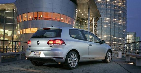 2012 Volkswagen Golf TDI | Volkswagen