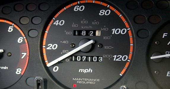 Underestimating your miles driven © Sirena Designs / Fotolia