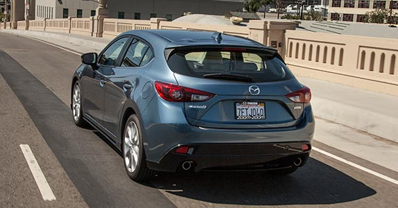 Terrific cars for teen drivers | Mazda