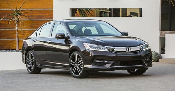 Honda Accord LX Sedan | Honda