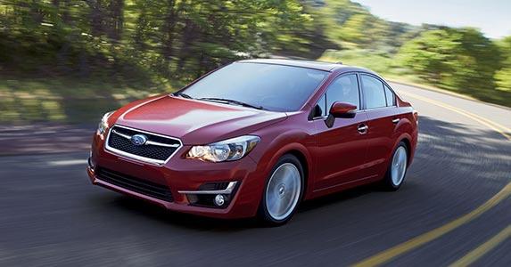 Subaru Impreza 2.0i | Subaru
