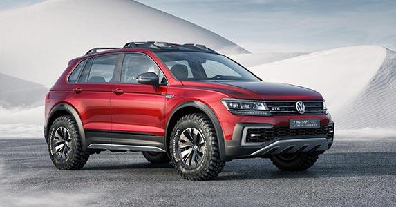 Volkswagen Tiguan GTE Active | Volkswagen