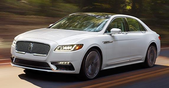 2017 Lincoln Continental | Lincoln