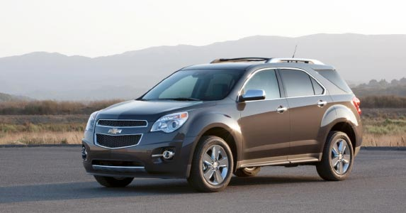 Chevrolet Equinox 1LT | General Motors