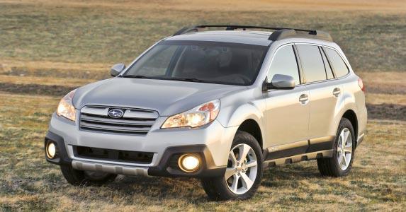 Subaru Outback 2.5i Premium | Subaru