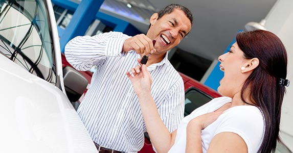 Love that new-car smell? © Andres Rodriguez / Fotolia